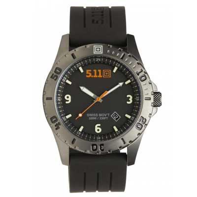 511 tactical watch instructions