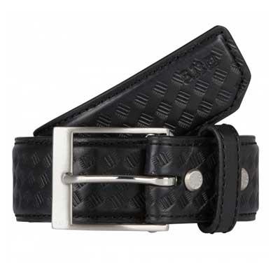 5 11 tactical 1 5 quot basketweave leather belt
