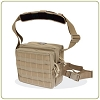 Maxpedition ACTIVE SHOOTER BAG - PALS FRONT