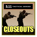 5.11 Tactical Product Closeouts