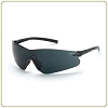 Crossfire Blade smoke anti-fog lens, black temple