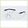 Crossfire Blade clear anti-fog lens, black temple