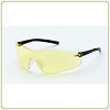Crossfire Blade yellow anti-fog lens, black temple