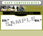 gearzone tactical gift certificates