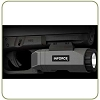 INFORCE Pistol Light - 200 Lumens White LED, Black Body