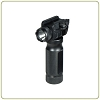 Leapers 	UTG Combat Operation Quick Detach Aluminum Grip Light w/Built in 26mm IRB CREE LED