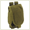 Paraclete Double M4 magazine pouches with 40MM pocket
