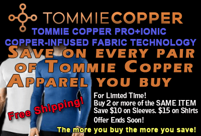 Tommie Copper Compression