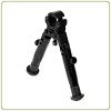 Leapers 	UTG Dragon Claw Clamp-on Bipod-SWAT/Combat Profile Fixed Height Clamp-on