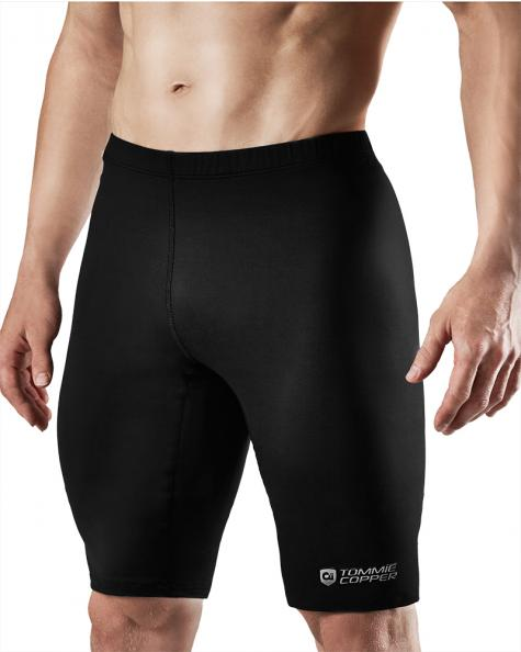 Copper Fit Compression : Tommie copper men s compression fit running shorts