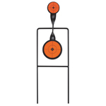 Voodoo Tactical 2 Paddle Spinner Target 20-8864