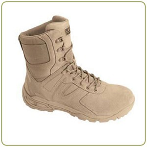 "5.11 Tactical - XPRT Patrol Boot 8"" Coyote - CLOSEOUT!"