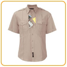 5.11 Tactical Men's B Class Short Sleeve Uniform Shirt - Poly Rayon - CLOSEOUT!