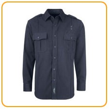 5.11 Tactical Men's A Class Long Sleeve Uniform Shirt - Poly Rayon - CLOSEOUT!