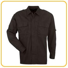 5.11 Tactical TDU L/S Poly/Cotton Ripstop Shirt - CLOSEOUT!