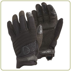 Camelbak Hi-Tech Impact II CT Gloves - Black