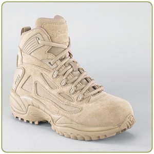 "Converse 6"" Desert Tactical Side Zip Boot - Composite Toe"