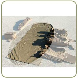 Eberlestock Padded Magic Carpet Shooting Mat - Coyote