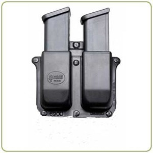 Fobus Double Magazine Pouch - Belt