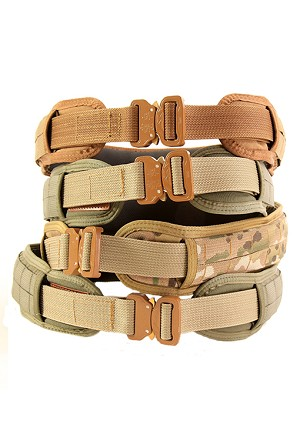HSGI SLIM-GRIP® PADDED BELT