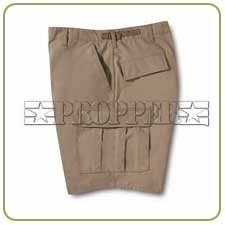 Propper 100% Cotton Ripstop BDU Short w/Zip Fly