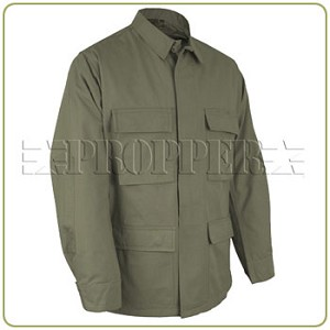 Propper Genuine Gear 65/35 Poly Cotton Twill 4-Pocket BDU Coat