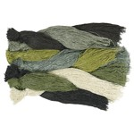 Voodoo Tactical Multi-Pack 7 Assorted Colors of 1 Pound Camo Suit Yarn 02-9130