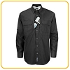 5.11 Tactical Men's Long Sleeve 100% Cotton Tactical Shirt (Tall) - CLOSEOUT!