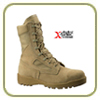 Belleville Hot Weather Tan Flight and Combat Vehicle (Tanker) Boot