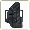 BlackHawk CQC Holster with SERPA Active Retention System - Carbon Finish