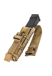 HSGI EXTENDED PISTOL TACO® - COVERED - MOLLE