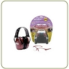 Howard Leight Woman's Shooting Earmuff & Eye Safety