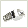 Acme Thunderer Whistle Chrome Plated Brass