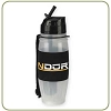 NDuR 28oz Flip Top Bottle - Clear