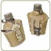Tactical Assault Gear MOLLE 1 Quart Canteen Pouch - CLOSEOUT!
