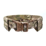 Warrior Assault LOW PROFILE MOLLE BELT WITH POLYMER COBRA BELT
