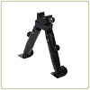 Leapers UTG Universal Shooter's Bipod - Pistol/Competition Profile Fixed Height