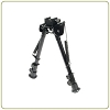 Leapers UTG Tactical OP Bipod - Tactical/Sniper Profile Adjustable Height