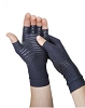 Tommie Copper Men's Compression Half Finger Glove