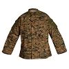 Tru-Spec 65/35 Polyester/Cotton Rip-Stop Digital Tactical Response Uniform (TRU) Shirt