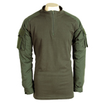 Voodoo Tactical Combat Shirt with Zipper 01-9582